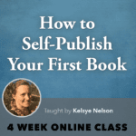How to Self Publish Your First Book