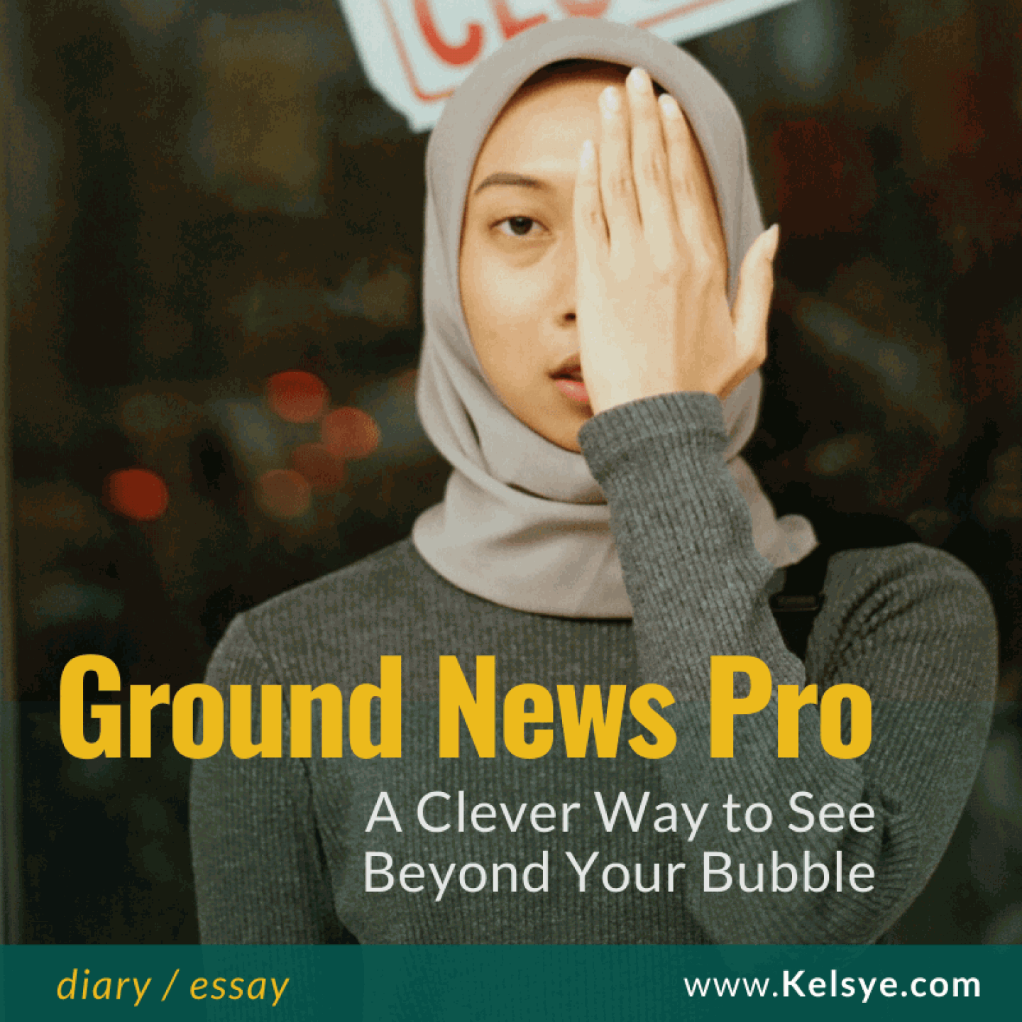 Kblog ground news pro square
